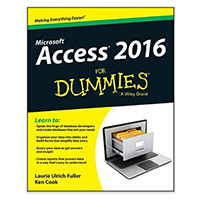 Wiley Access 2016 For Dummies, 1st Edition