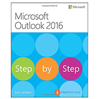 Microsoft Press Microsoft Outlook 2016 Step by Step, 1st Edition