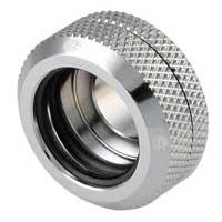 Bitspower 16mm OD Enhanced Compression Fitting Silver