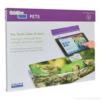 Stages Learning Materials Link4Fun - Pets Book