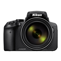 Nikon P900 Coolpix 16 Megapixel Digital Camera - Black