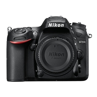 Nikon D7200 24.1 Megapixel Digital SLR Camera Body