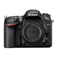 Nikon D7200 24.1 Megapixel Digital SLR Camera Body
