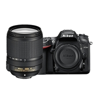 Nikon D7200 24.1 Megapixel Digital SLR Camera with 18-140mm VR Lens