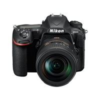 Nikon D500 20.9 Megapixel Digital SLR Camera with 16-80mm  VR Lens - Black