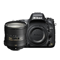 Nikon D610 DSLR with 24-85mm VR Lens