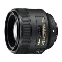 Nikon AF-S Nikkor 85mm f/1.8 Telephoto Lens
