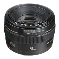 Canon CAN EF50 1.4 USM