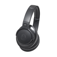 Audio Technica SonicFuel Wireless Over-Ear Headphones - Black