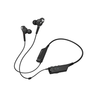 Audio-Technica QuietPoint Wireless In-Ear Headphones - Black