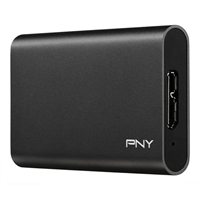 PNY Elite 480GB USB 3.0 Portable Solid State Drive