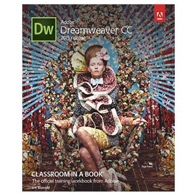 Pearson/Macmillan Books ADOBE DREAMWEAVER CC CLAS