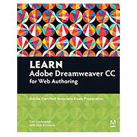 Pearson/Macmillan Books LEARN ADOBE DREAMWEAVER