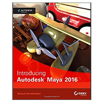 Sybex Introducing Autodesk Maya 2016: Autodesk Official Press