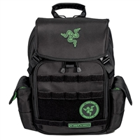 "Razer Tactical Gaming Backpack fits up to 15.6"" - Black"