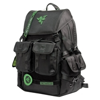 "Razer Tactical Pro Gaming Backpack fits up to 17.3"" - Backpack"