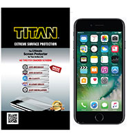 Titan Screen Protectors for iPhone 7 - Extreme Surface Protection