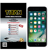 Titan Screen Protectors for iPhone 7 Plus - Extreme Surface Protection