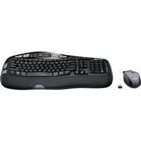 Logitech MK570 (Refurbished) Wireless Mouse & Keyboard Combo