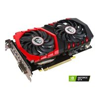 MSI GeForce GTX 1050 Ti GAMING X 4GB GDDR5 Video Card