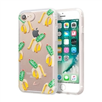 Laut Pop Ink Case for iPhone 7 - Cacti-Split