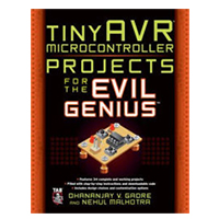 McGraw-Hill TINYAVR MICROCONTROLLER