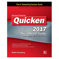 McGraw-Hill Quicken 2017 The Official Guide, 7th Edition