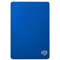 Seagate Backup Plus 5TB USB 3.0 Portable Hard Drive - Blue
