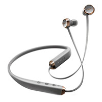Sol Republic Shadow Wireless Bluetooth Earphones - Gray