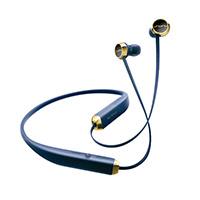 Sol Republic Shadow Wireless Bluetooth Earphones - Navy Blue
