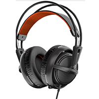 SteelSeries Siberia 200 Gaming Headset - Refurbished