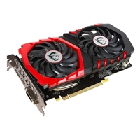 MSI GeForce GTX 1050 GAMING X 2GB GDDR5 Video Card