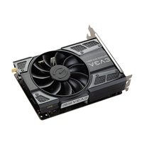 EVGA GeForce GTX 1050 Ti SC Gaming Overclocked Single-Fan 4GB GDDR5 PCIe Video Card