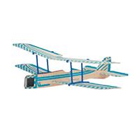 Estes Industries Tuff Birds Bi Plane Glider