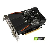 Gigabyte GeForce GTX 1050 Ti 4GB GDDR5 Video Card