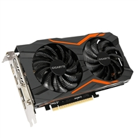 Gigabyte GeForce GTX 1050 Ti G1 GAMING 4GB GDDR5 Video Card