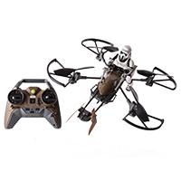 Spin Master Air Hogs Star Wars Speeder Bike Drone