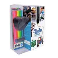3Doodler Wobbler Works Create 3D Printing Pen Bundle Box