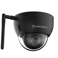 Amcrest 960P OUTDOOR BLK DOME