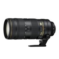 Nikon AF-S NIKKOR 70-200mm f/2.8E FL ED VR Telephoto Lens