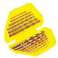 Performance Tools HSS Drill Bit Set - 13 Piece