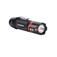 Striker Hand Tools BAMFF 8.0 - 800 Lumen Dual LED Tactical Flashlight