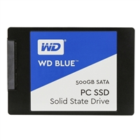 "WD Blue 500GB 2.5"" SATA III Internal SSD"