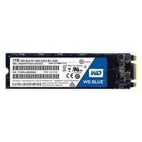 WD Blue 1TB M.2 2280 SATA III Internal SSD