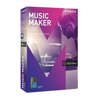 Magix Entertainment Music Maker Live