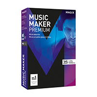 Magix Entertainment Music Maker Premium
