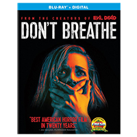 Columbia Tristar Don't Breathe Blu-Ray