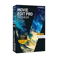 Magix Entertainment Movie Edit Premium