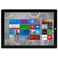 Microsoft Surface Pro 3 Tablet PC (Factory-Recertified)