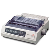 Okidata Microline 320 Turbo Impact Printer
